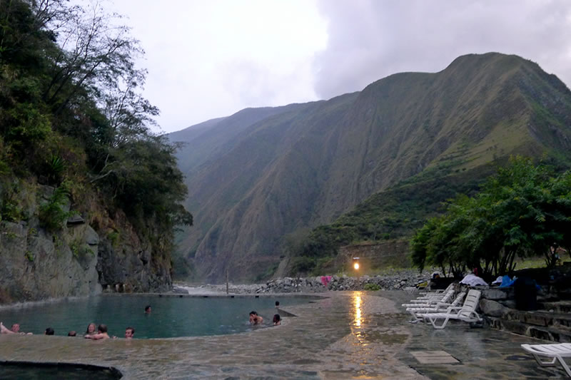 Hot Springs of Cocalmayo