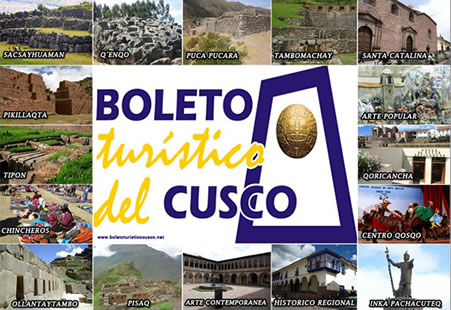 2014 Boletos Machu Picchu