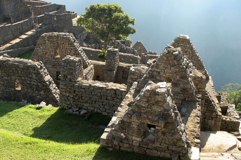 Cárceles Machu Picchu