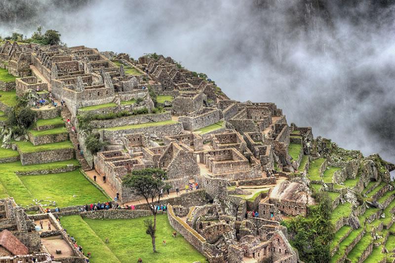 Machu Picchu Residential Sector