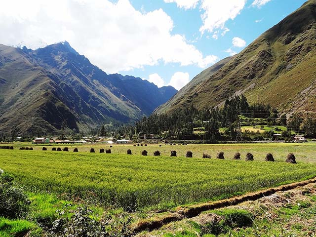 Valle de Urubamba