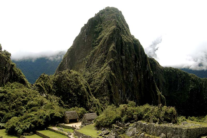The Huayna Picchu mountain, desired by all
