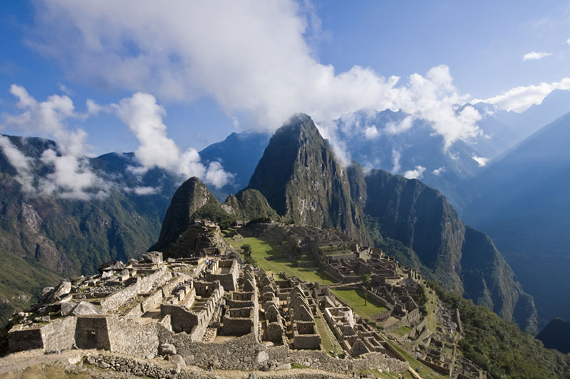 Machu Picchu - Wonder of the World