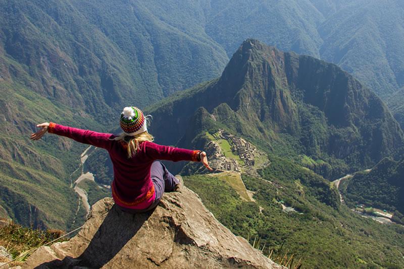 Mountain Machu Picchu