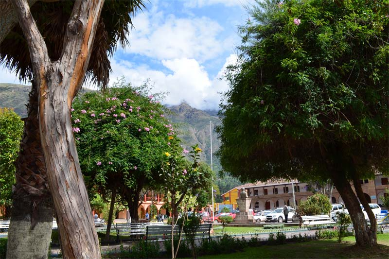 Plaza de Calca