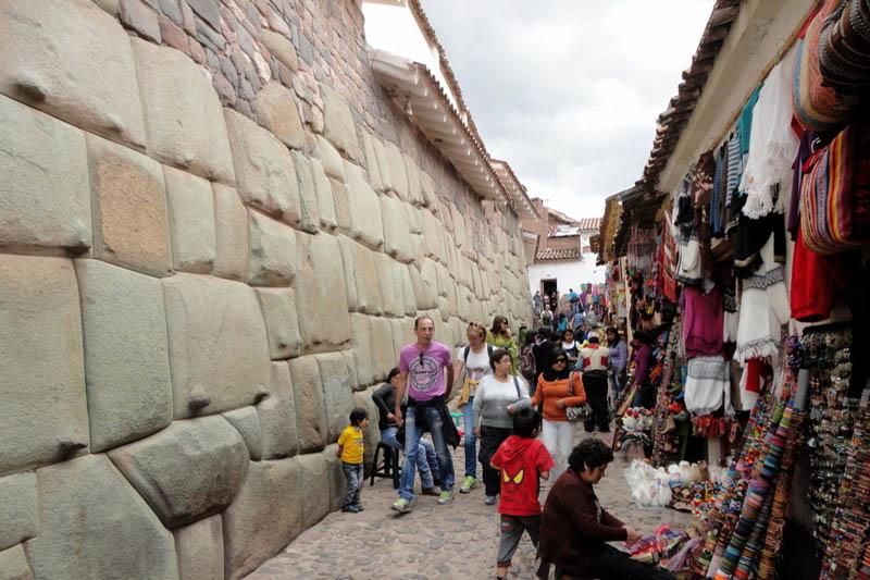 Caminado por Cusco