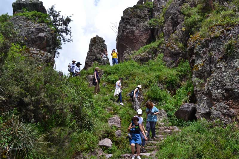 Caminata Montaña Machu Picchu