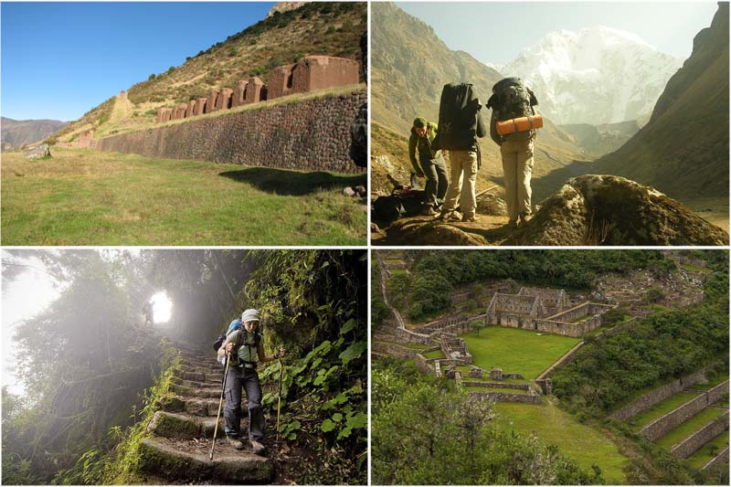 Hiking in Cusco