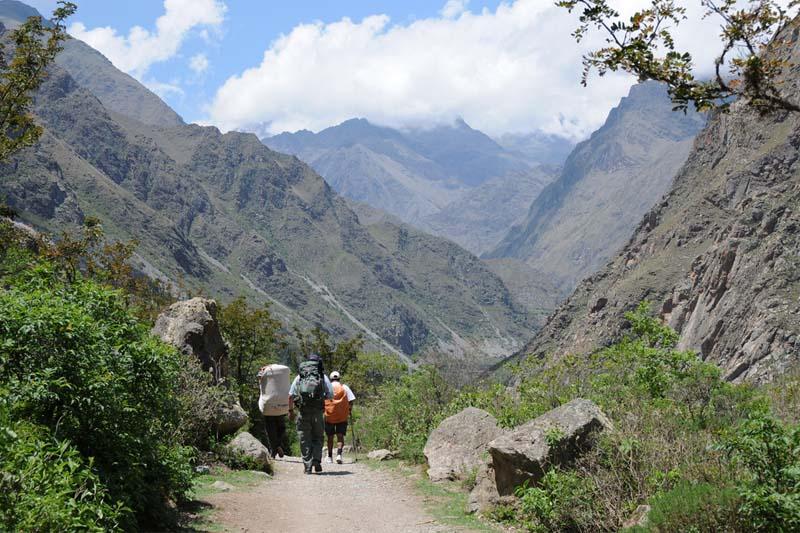 Camino Inca en el top del senderismo