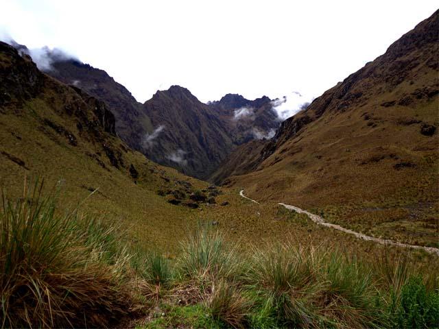 Sendero del Camino Inca