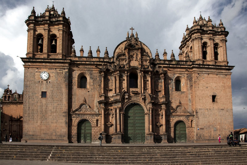 The Cathedral of Cusco