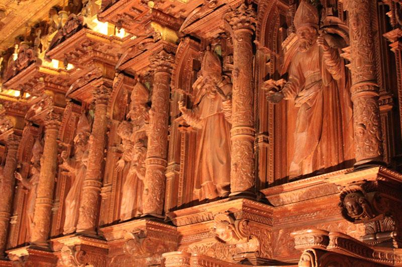ovispos anteriores catedral
