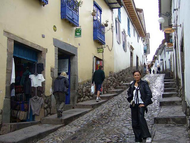 Tradicional barrio de San Blas