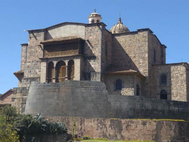 Coricancha - Convento de Santo Domingo