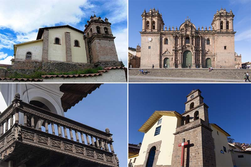 Boleto del Circuito Religioso del Cusco