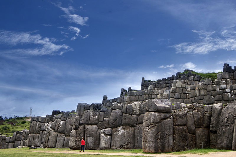 Astonishing Sacsayhuaman