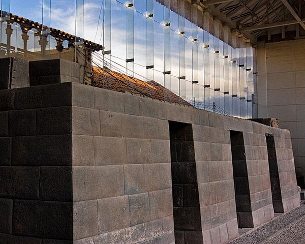 Koricancha  - Muro finamente tallado
