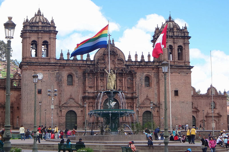 Main Cathedral of Cusco
