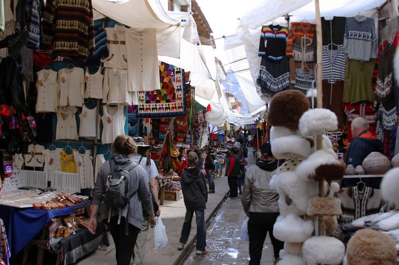 Shopping in Cusco, Sacred Valley and Machu Picchu