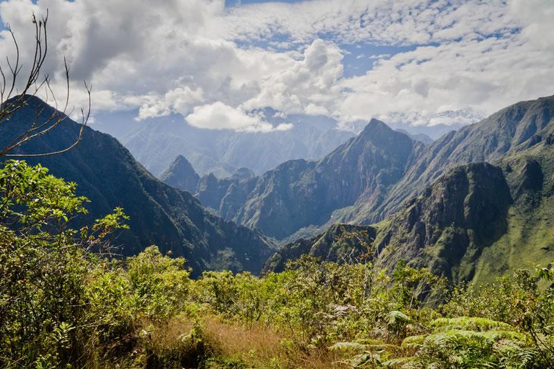 culto montaña de Machu Picchu