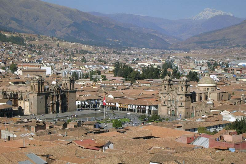 Center of Cusco