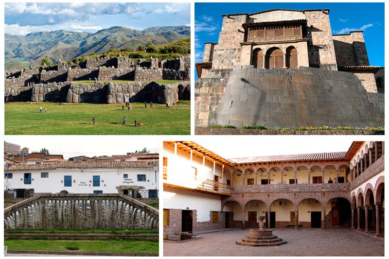 Atractivos del Cusco