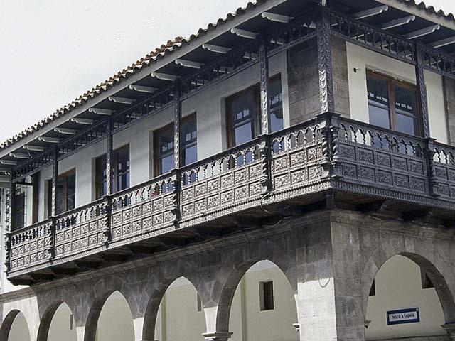 Balcon del Paraninfo Universitario