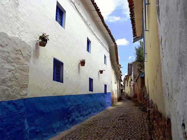 Callejuela del Barrio de San Blas