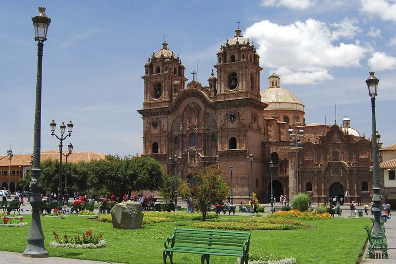 Main Square of the Cusco