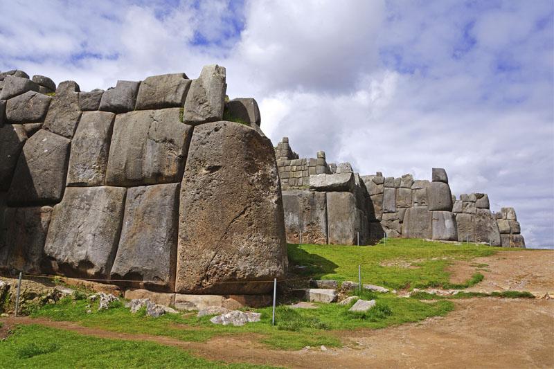 Pietre ciclopiche di Sacsayhuaman