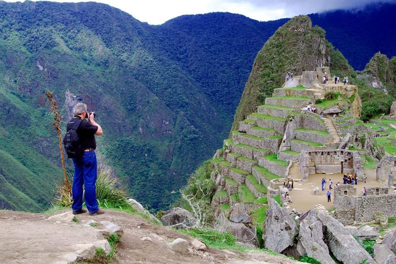 Fotografiando Machu Picchu