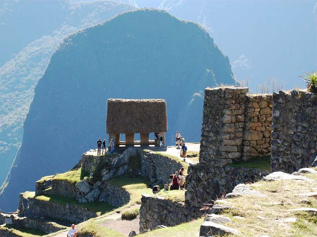 Machu Picchu, House of the Watcher