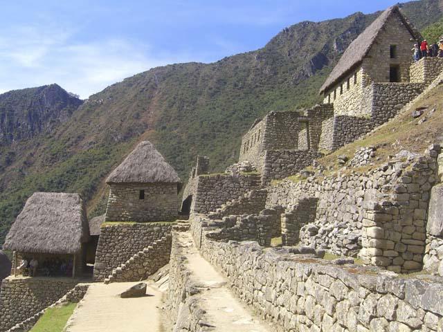 Recintos de Machu Picchu