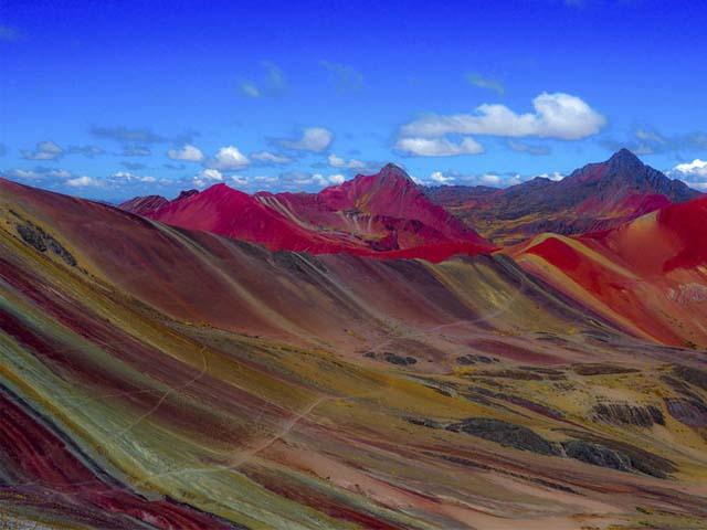 Montaña de los Siete Colores