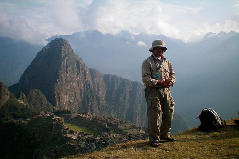 Guía Autorizado en Machu Picchu