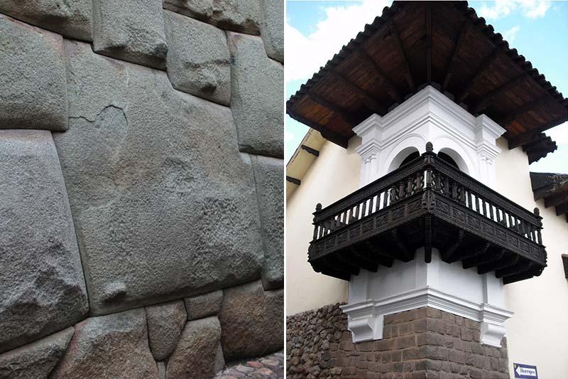 Piedra 12 ángulos - Palacio del Arzobispado