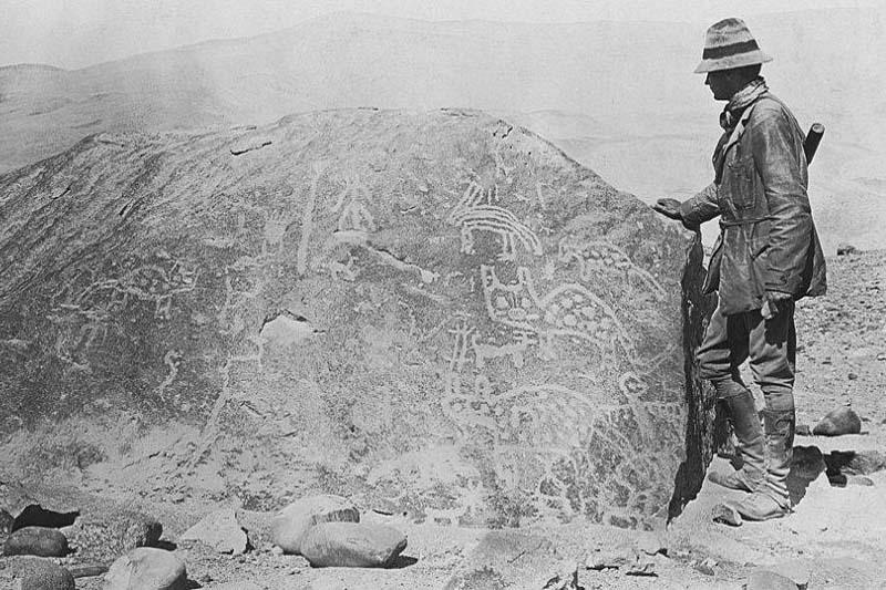 Hiram Bingham Machu Picchu