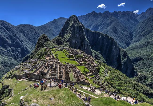 Visit to Machu Picchu