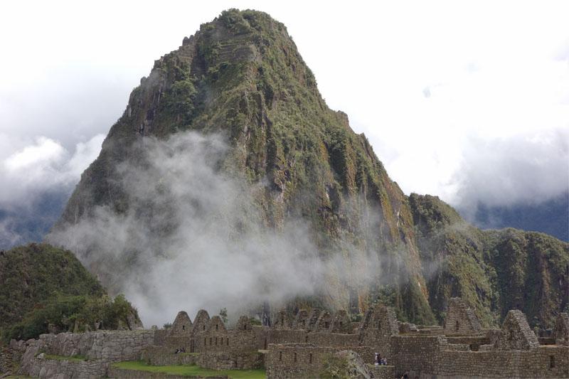 Montaña Huayna Pichu