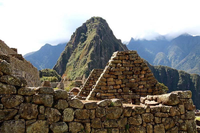 Huayna Picchu Picchu