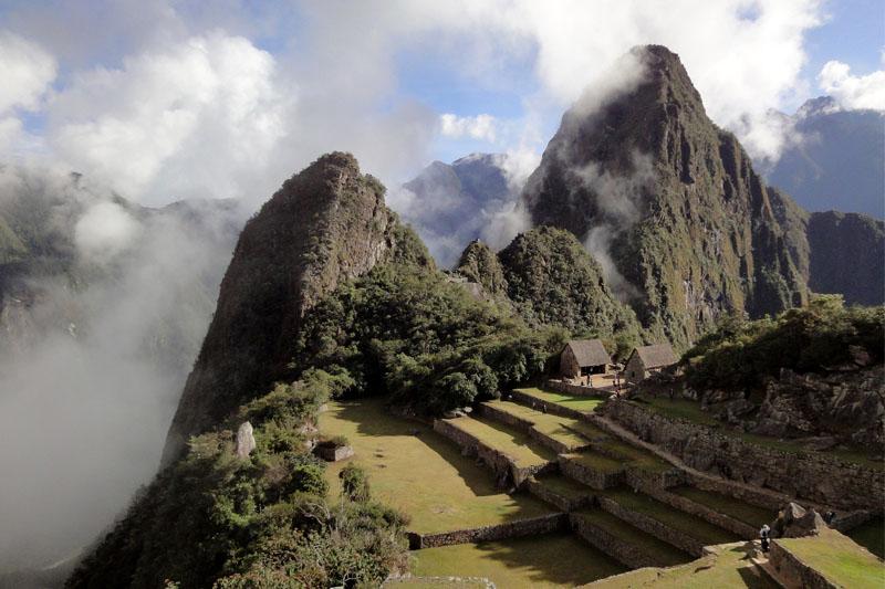 Boleto Huayna Picchu