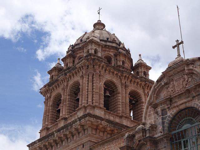 Torre de la iglesia de la Merced
