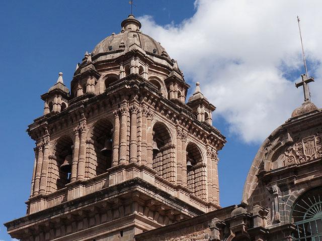 Iglesia de la Merced - Vista de la Torre