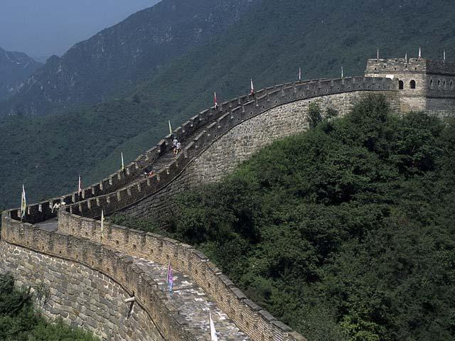 La gran muralla - China