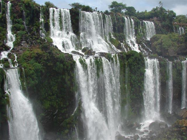 Cataratas de Iguazú - Brasil y Argentina