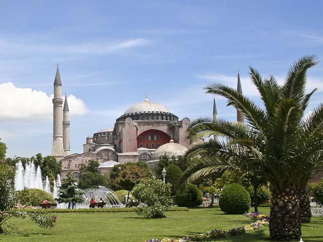 Santa Sofía - Estambul