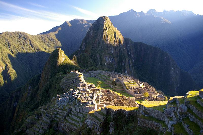 turismo en Machu Picchu 2016