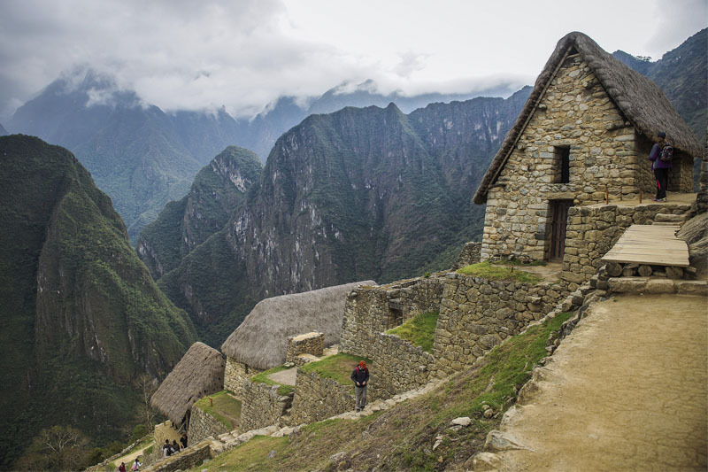Machu Picchu Boleto Turistico