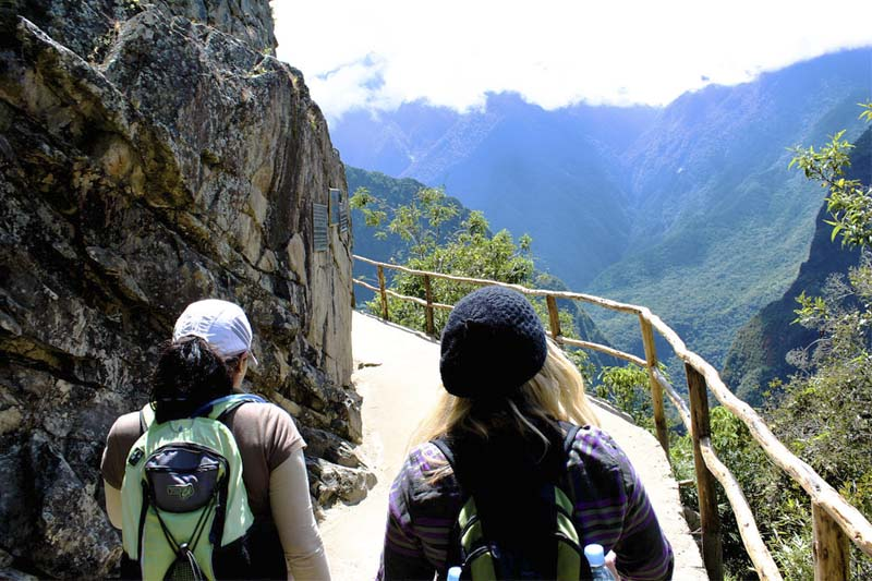 Aguas Calientes Trail - Machu Picchu