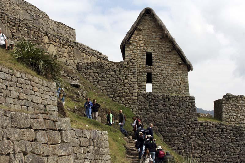 Machu Picchu Solo